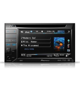 Pioneer AVH-2300DVD, dvd player auto