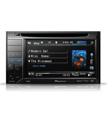 Pioneer AVH-2300DVD, dvd player auto