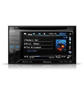 Pioneer AVH-3300BT, dvd player auto