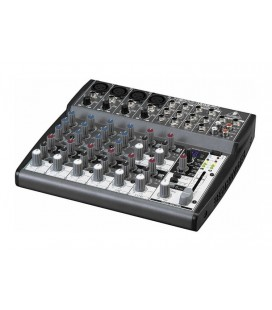 Mixer Behringer Xenyx 1202FX, audio profesional analog