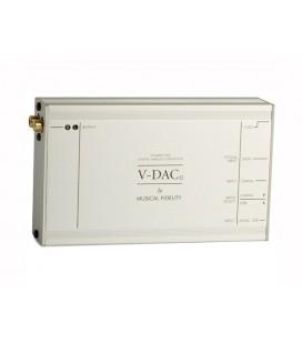 DAC Musical Fidelity V-DAC II, convertor digital analog cu USB