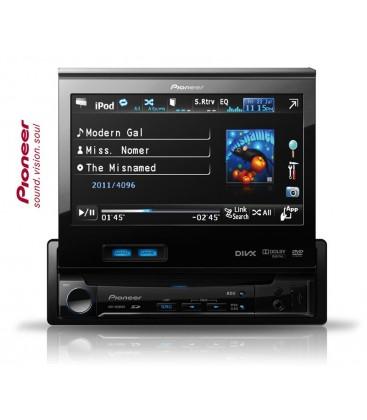 Pioneer AVH-5300DVD, dvd player auto