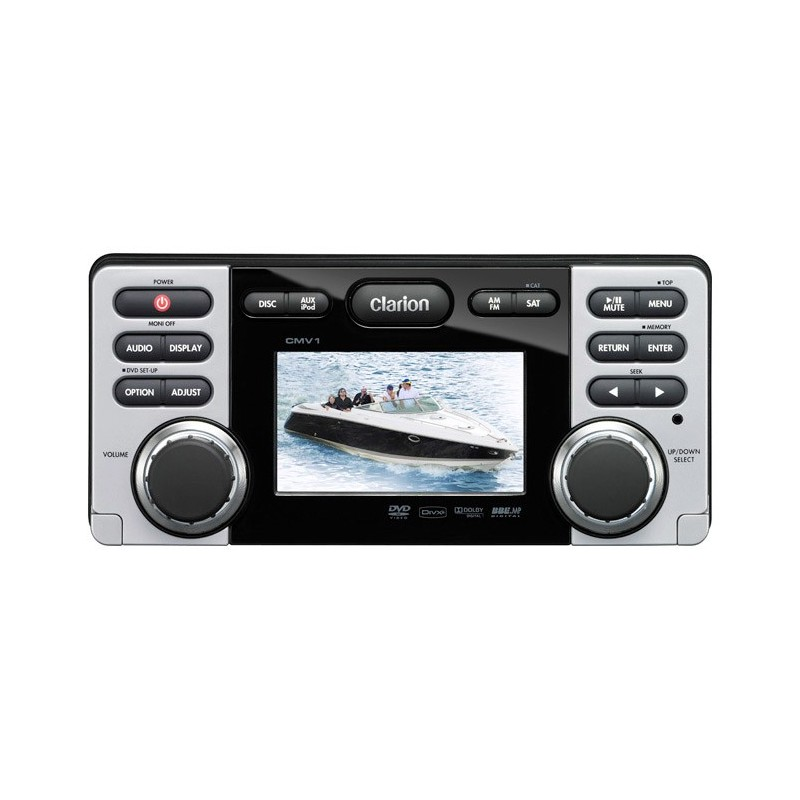 Clarion Car Dvd Player Price