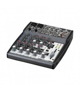 Mixer Behringer Xenyx 1002, audio profesional analog