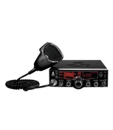 Cobra 29 LX EU, statie radio CB emisie receptie