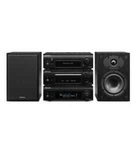 Denon D-F109DAB black, micro sistem stereo hi-fi