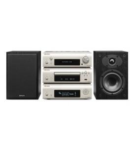 Denon D-F109DAB silver, micro sistem stereo hi-fi