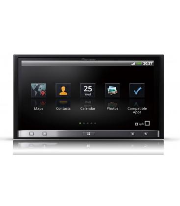 Pioneer SPH-DA100, mp3 auto cu GPS, Bluetooth, control iphone 4s