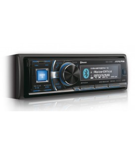 MP3 player auto Alpine CDA-137BTi