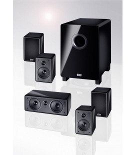 Heco Music Colors Cinema 5.1A, set de boxe 5.1 compact