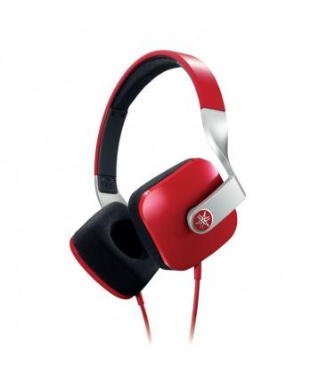 Casti Yamaha HPH-M82 Red, casti on ear