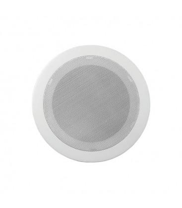 Boxa incastrabila de plafon Apart CM5EH - bucata, TRANSFORMATOR 100V, 6 - 3 watts, resistenta la umezeala