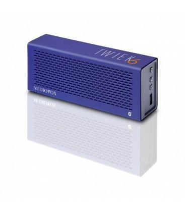 Boxe wireless Audiovox TWIEK6 Blue, boxa portabila bluetooth