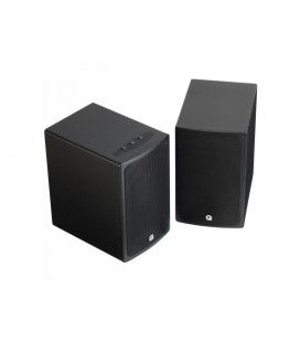 Boxe active Q Acoustics BT3 Black, hi-fi, wireless cu Bluetooth