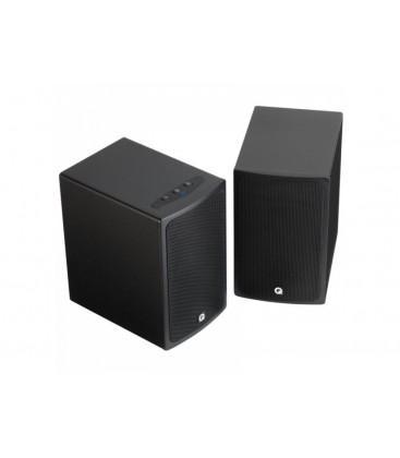 Boxe active Q Acoustics BT3 Black, hi-fi, wireless cu Bluetooth