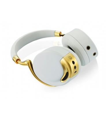 Casti wireless Parrot Zik Yellow Gold, on ear