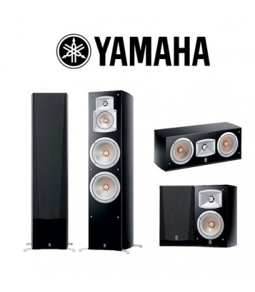 Set Boxe 5.0 Boxe Yamaha NS-777, NS-C444, NS-333