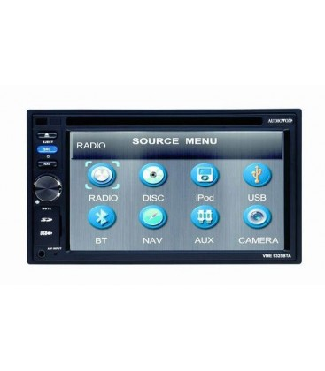DVD auto Audiovox VME 9325BTA, 2DIN