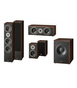 Set Boxe 5.1 Magnat Monitor Supreme 1002+202+252+Sub 302A