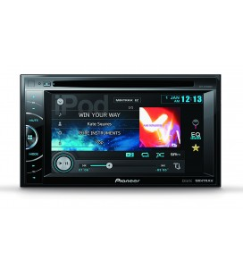 Pioneer AVH-X1500DVD, dvd player auto cu touch-screen