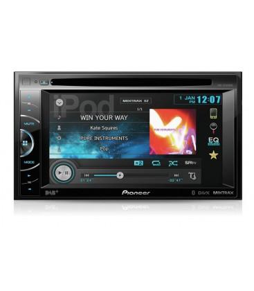 Pioneer AVH-X3500DAB, dvd player auto 2 DIN