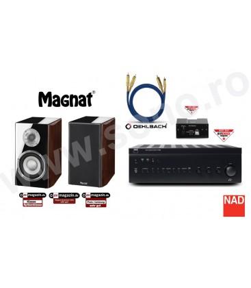 Boxe Magnat Quantum 1003 + NAD C 375 BEE, Audiophile Pack
