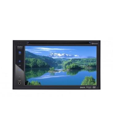 DVD auto Clarion VX-402E, 2DIN, bluetooth