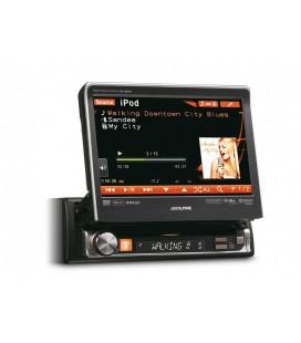 DVD auto Alpine IVA-D511R, dvd auto 1 DIN