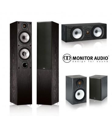 Set de boxe 5.0 Monitor Audio Monitor MR4, MR1, MRCentre