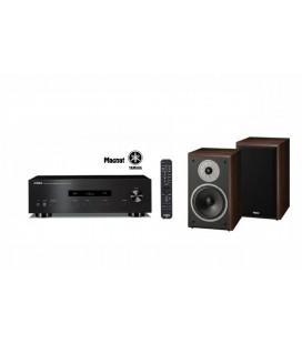 Amplificator stereo Yamaha A-S201 + Boxe Magnat Supreme 202