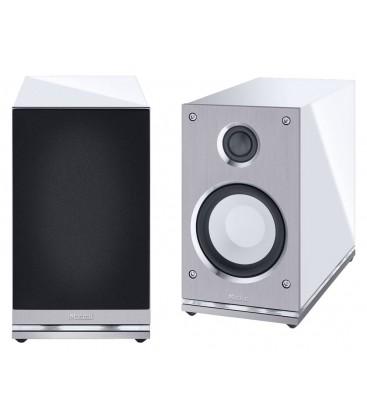 Boxe stereo Magnat Edelstein Piano White, boxe de raft - pereche