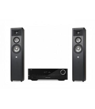 Receiver stereo Harman Kardon HK3770 + Boxe JBL Studio 270