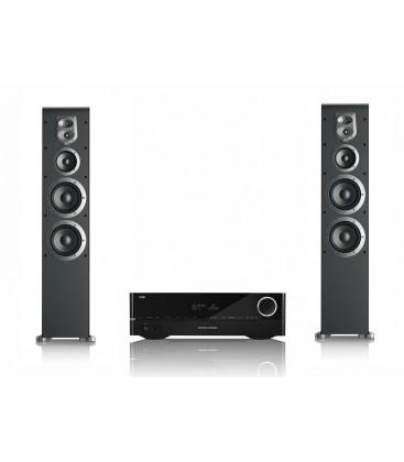 Receiver stereo Harman Kardon HK 3770 + Boxe JBL Studio 280