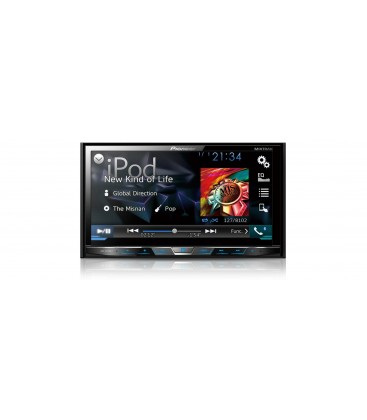 dvd auto pioneer avh x5700bt dvd auto 2 din bluetooth dab. Black Bedroom Furniture Sets. Home Design Ideas