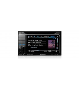 Pioneer AVH-P3200BT, DVD player auto Pioneer