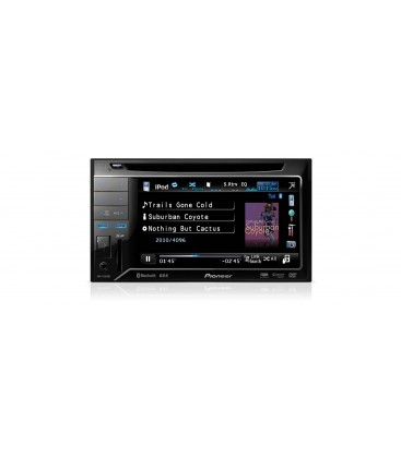 Pioneer AVH-P3200BT, DVD player auto Pioneer