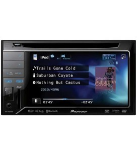 DVD player auto Pioneer AVH-P3200DVD, 2 DIN