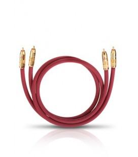Cablu Oehlbach 2047 NF 214 Master Set , RCA audio stereo 1.0m