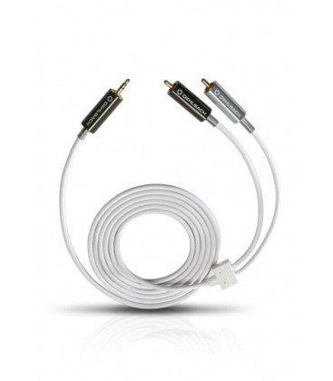 Cablu Oehlbach 90562 MP3! 3.5 Plug to 2 Cinch, jack-2RCA 2.0m