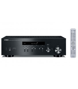 Receiver Stereo Yamaha R-N301 Black, Airplay, DLNA