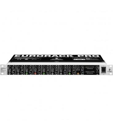 Mixer analog profesional Behringer Eurorack PRO RX 1602
