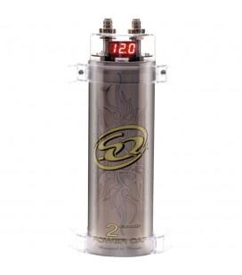 Condensator Auto AIV Soundquest 31-SQCAP2M 2.0 Farrad