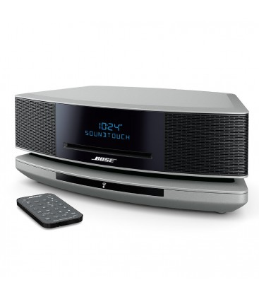 Microsistem stereo Bose Wave SoundTouch seria IV Platinum Silver