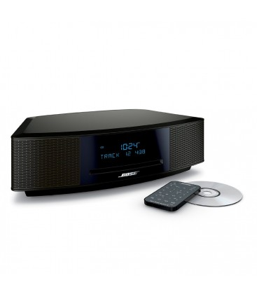 Microsistem stereo Bose Wave Music System IV Espresso Black
