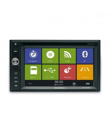 DVD Auto 2 DIN Macrom M-DVD5566 DVD, USB, SD, Bluetooth si GPS