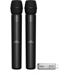 Microfon Wireless BEHRINGER ULM202USB