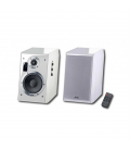 Boxe wireless cu Bluetooth Heco Ascada 2.0 Piano White