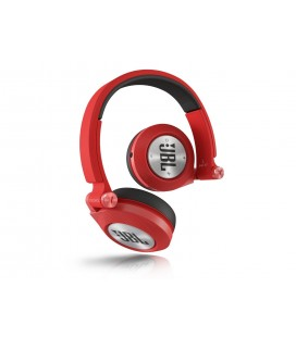 Casti wireless JBL Synchros E40 red, casti bluetooth