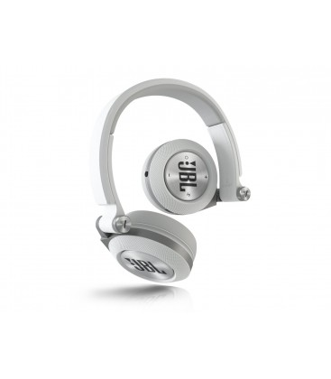 Casti wireless JBL Synchros E40 White, casti bluetooth