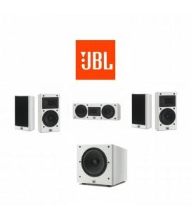 Set Boxe 5.0 JBL Arena 120+120+125c+Sub100p White